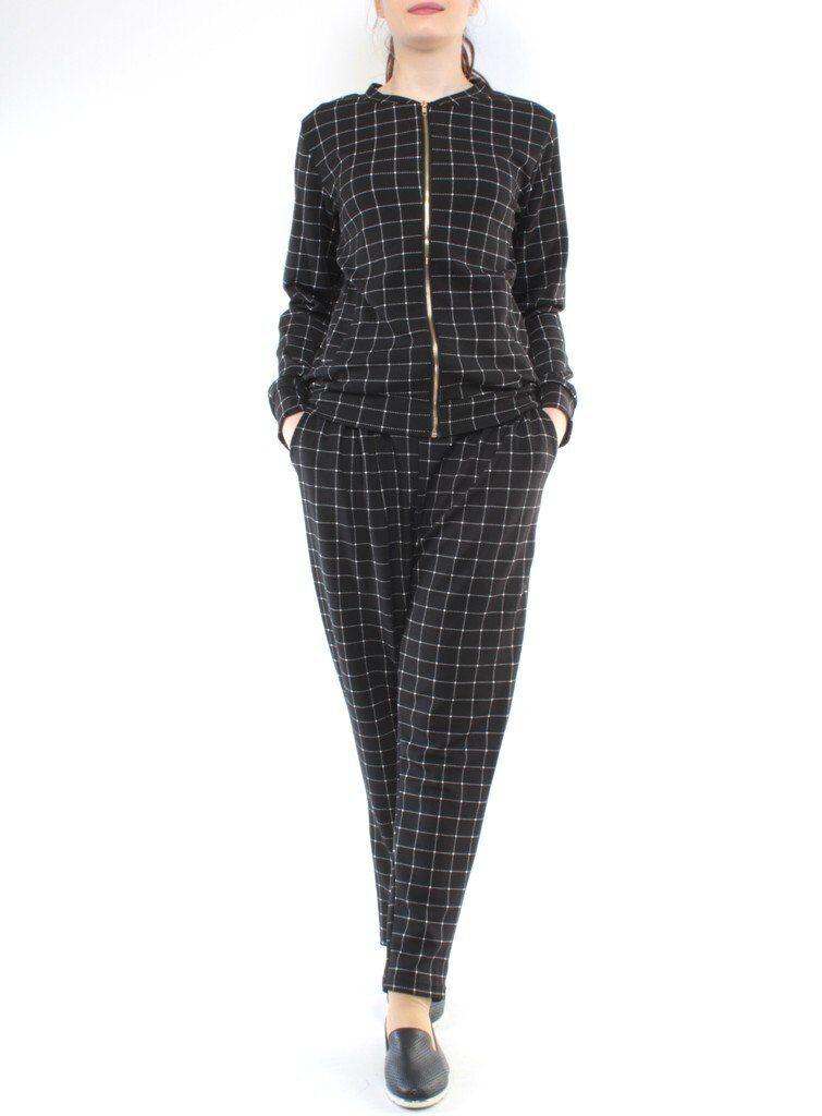 5d505a7ac23 D602-5 Спортивный костюм женский (95% полиэстер