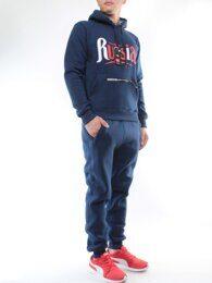 0752f1054 B2K Спортивный костюм мужской утепленный (95% хлопок, 5% полиэстер) размер L